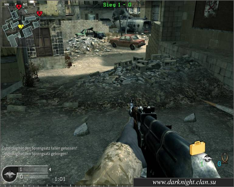 ключ для игры cod4